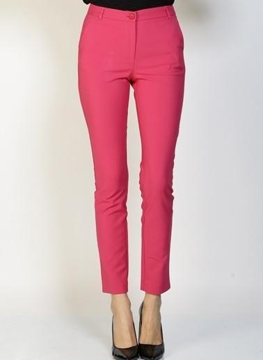 Limon Company Slim Fit Pantolon Pembe